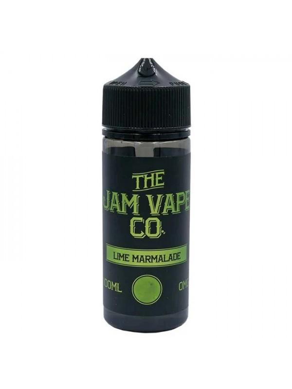 E-Liquide The Jam Vape Co Lime Marmalade 100mL