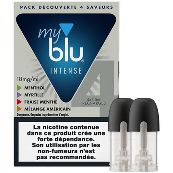 Pack de Découverte Blu MyBlu Intense