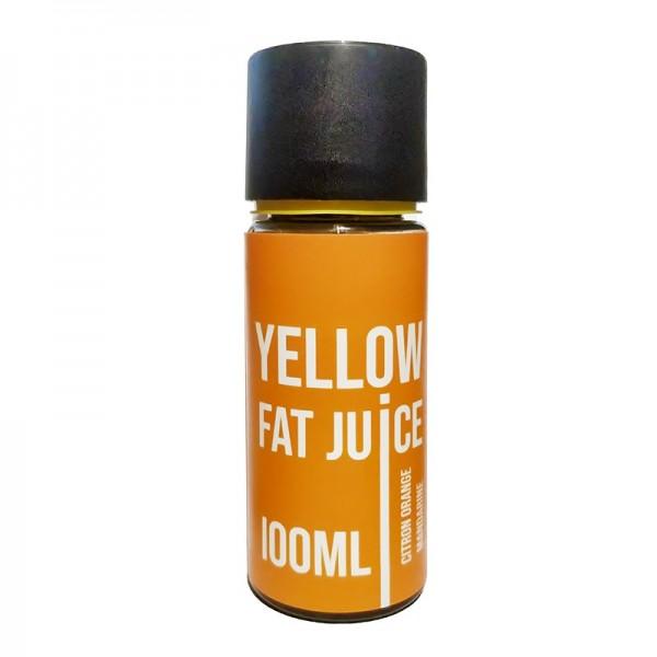 E-Liquide Fat Juice Yellow 100mL