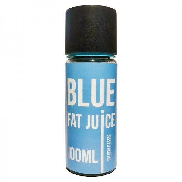 E-Liquide Fat Juice Blue 100mL