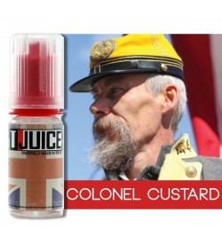 E-LIQUIDE T-JUICE COLONEL CUSTARD