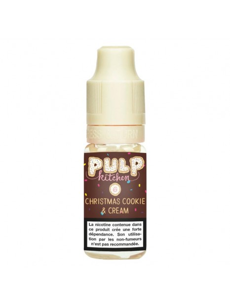 E-Liquide Pulp Christmas Cookie And Cream