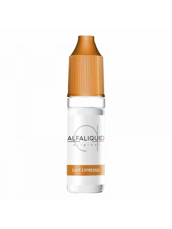 E-Liquide Alfaliquid Café Expresso