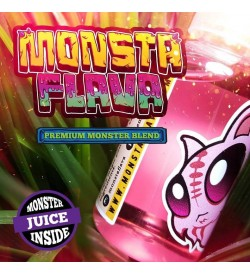 E-LIQUIDE MONSTA FLAVA BUZZ STRAWBERRY 30ML