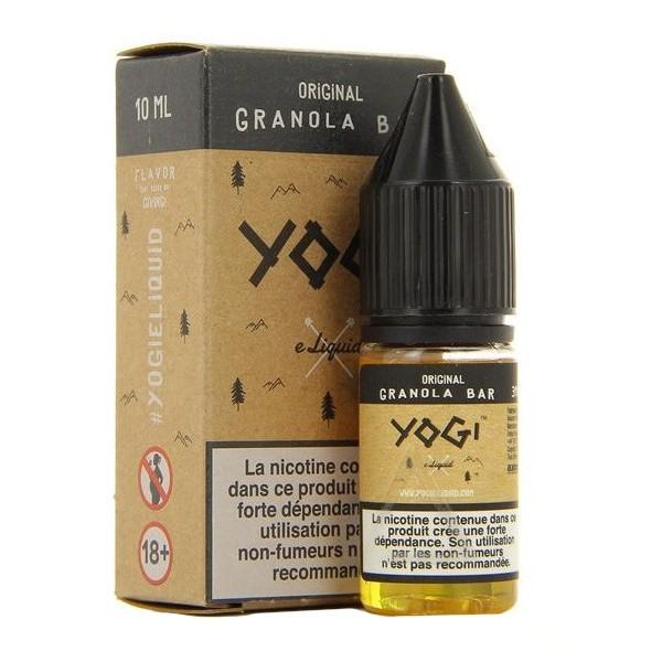 E-Liquide Yogi Original Granola Bar 10mL