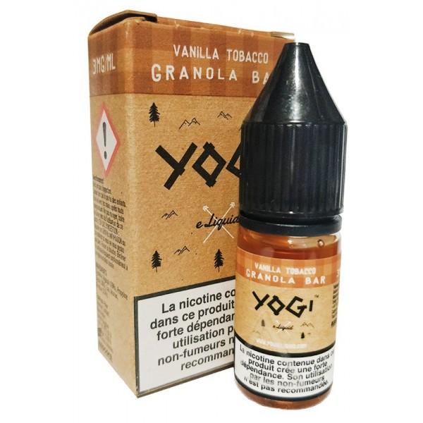 E-Liquide Yogi Vanilla Tobacco 10mL