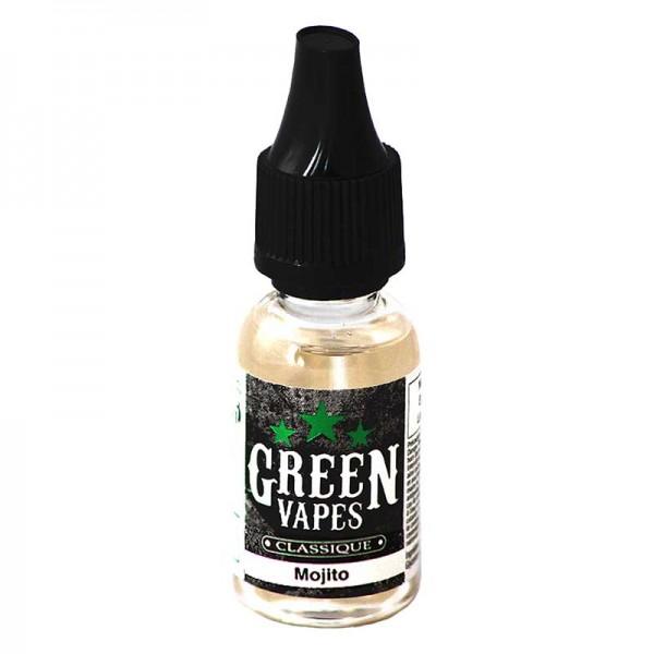 E-Liquide Green Vapes Mojito