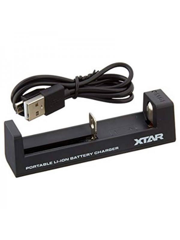 Chargeur d'Accu Xtar MC1