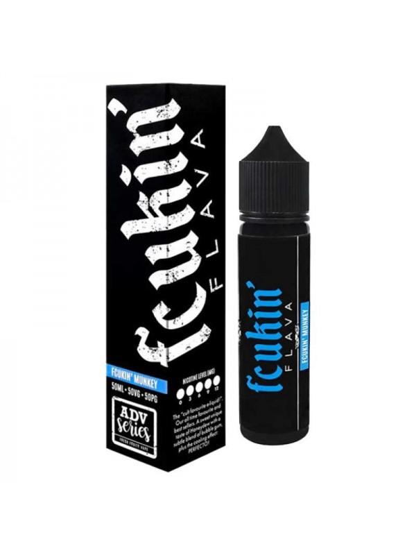 E-Liquide Fcukin Flava Fcukin Munkey 50mL