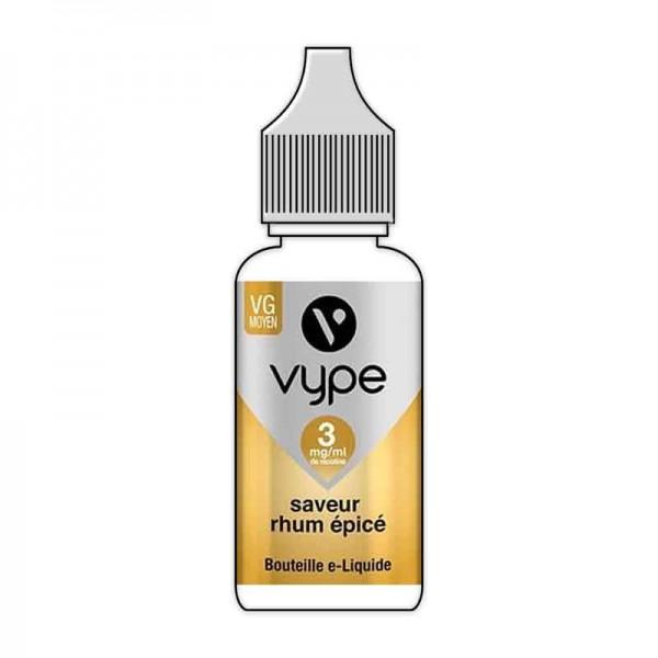 E-Liquide Vype Rhum Épicé