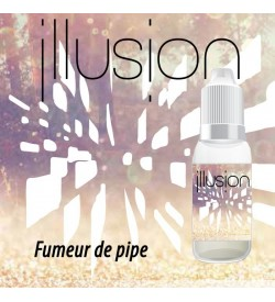 ILLUSION FUMEUR DE PIPE