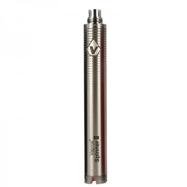 Batterie Vision Spinner 2 1650 mAh Inox