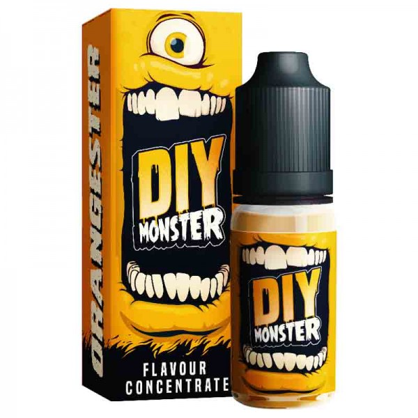 Concentré DIY Monster Orangester