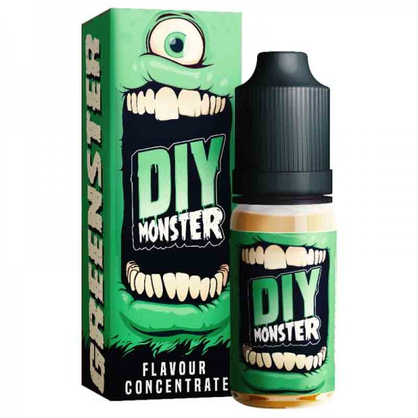 Concentré DIY Monster Greenster 10mL