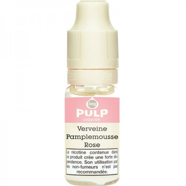E-Liquide Pulp Verveine Pamplemousse Rose