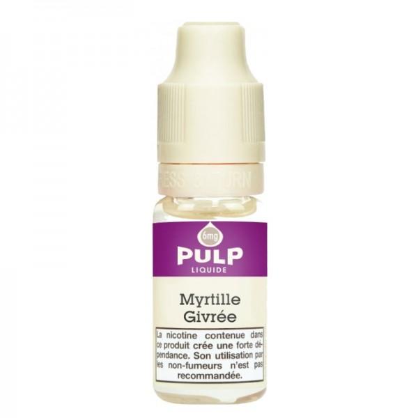E-Liquide Pulp Myrtille Givrée