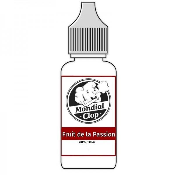 E-Liquide Mondial Clop Fruit de la Passion