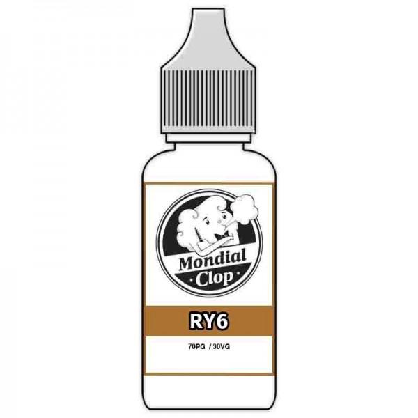 E-Liquide Mondial Clop RY6