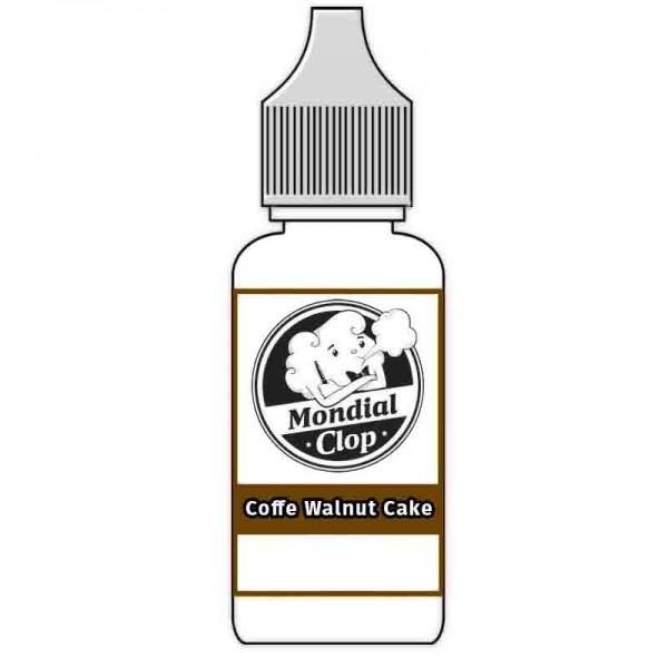 E-Liquide Mondial Clop Coffee Walnut Cake