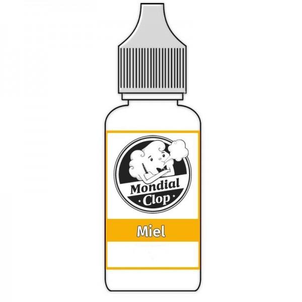 E-Liquide Mondial Clop Miel