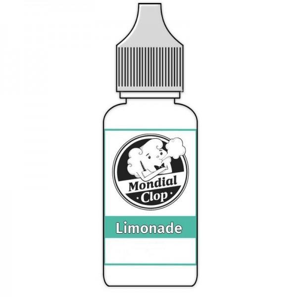 E-Liquide Mondial Clop Limonade