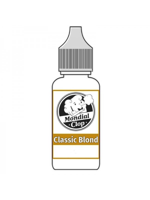 E-Liquide Mondial Clop Classic Blond