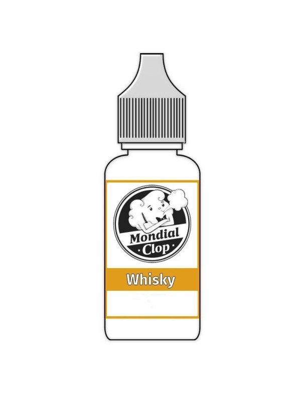 E-Liquide Mondial Clop Whisky