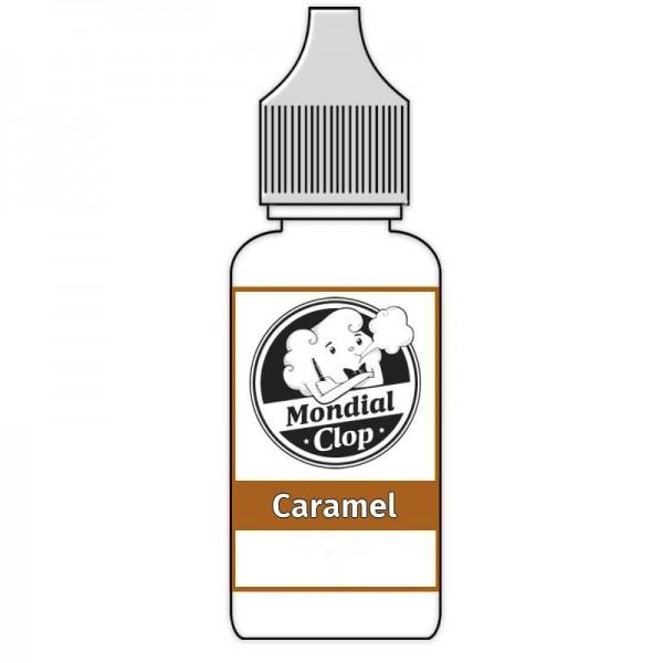 E-Liquide Mondial Clop Caramel