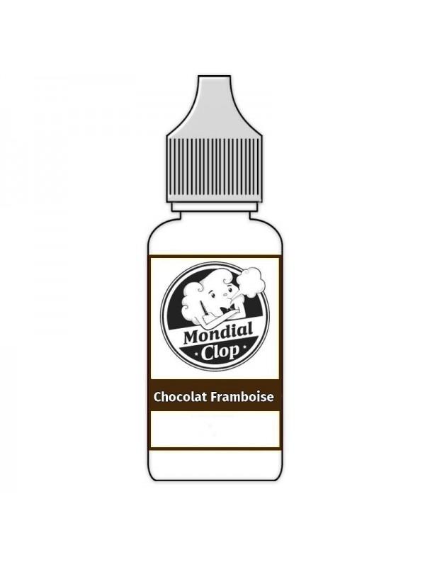 E-Liquide Mondial Clop Chocolat Framboise
