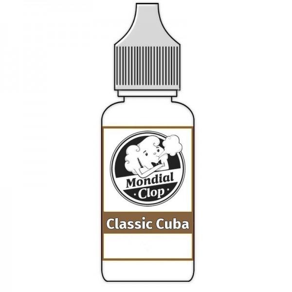 E-Liquide Mondial Clop Classic Cuba