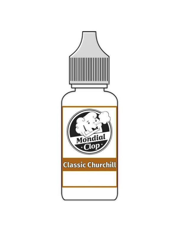 E-Liquide Mondial Clop Classic Churchill