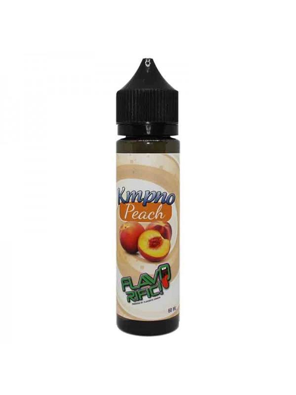 E-Liquide Flavorific KMPNO Peach 50mL