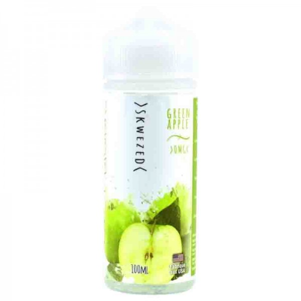 E-Liquide Skwezed Green Apple 100mL
