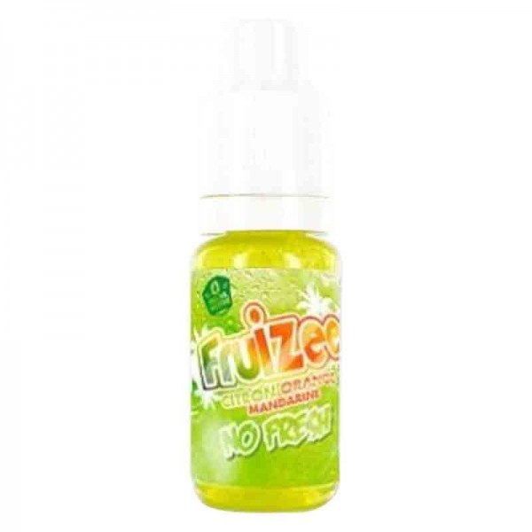 E-Liquide Fruizee Citron Orange Mandarine No Fresh