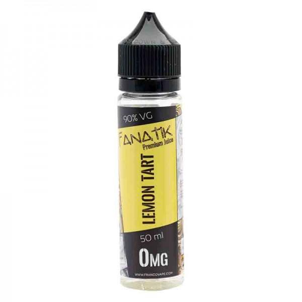 E-Liquide Fanatik Lemon Tart 50mL