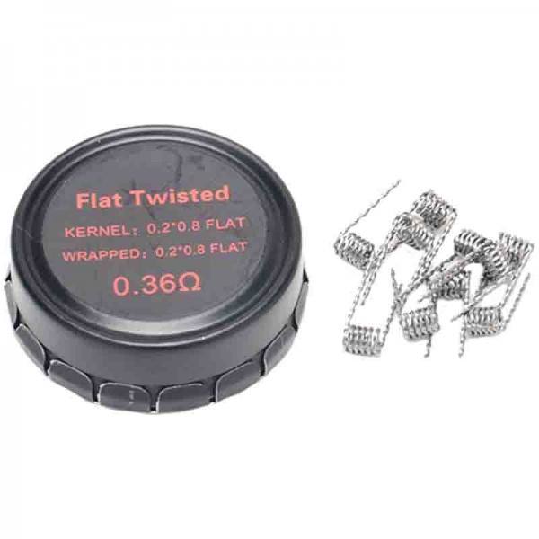 Coil VPDam Flat Twisted Wire 0.36 Ohm