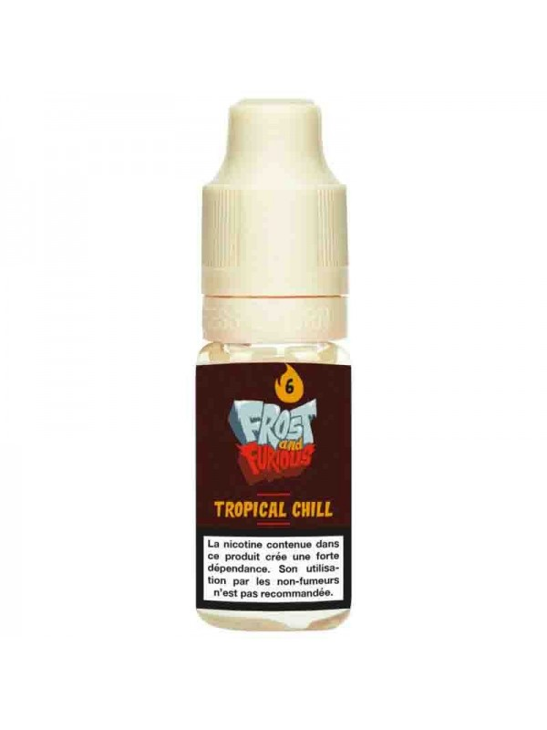 E-Liquide Pulp Frost And Furious Tropical Chill