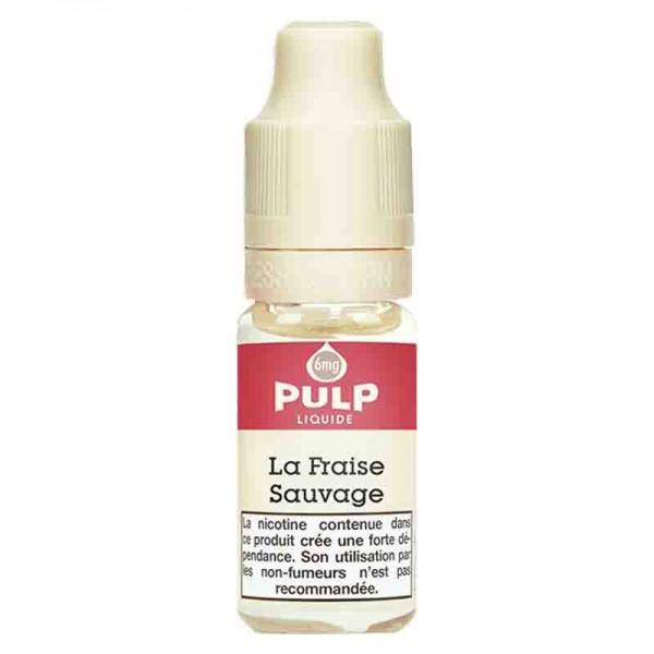 E-Liquide Pulp Fraise Sauvage