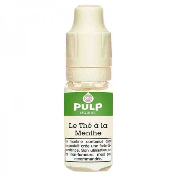 E-Liquide Pulp Thé Menthe