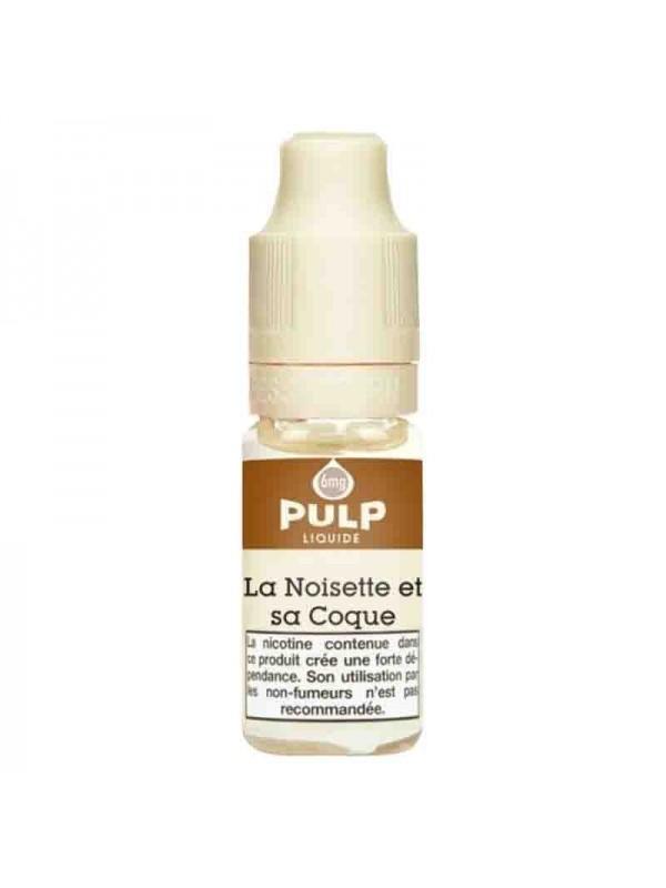 E-Liquide Pulp La Noisette et sa Coque