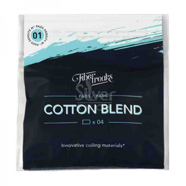 Coton Fiber Freak Cotton Blend Densité 1