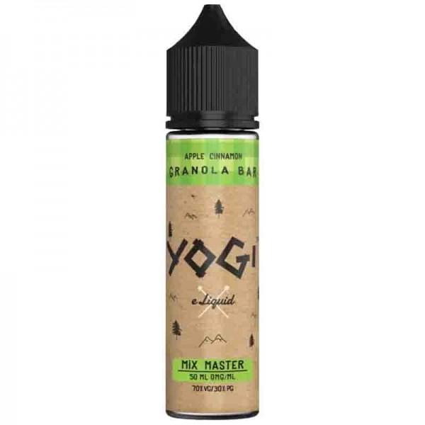 E-Liquide Yogi Apple Cinnamon 50mL