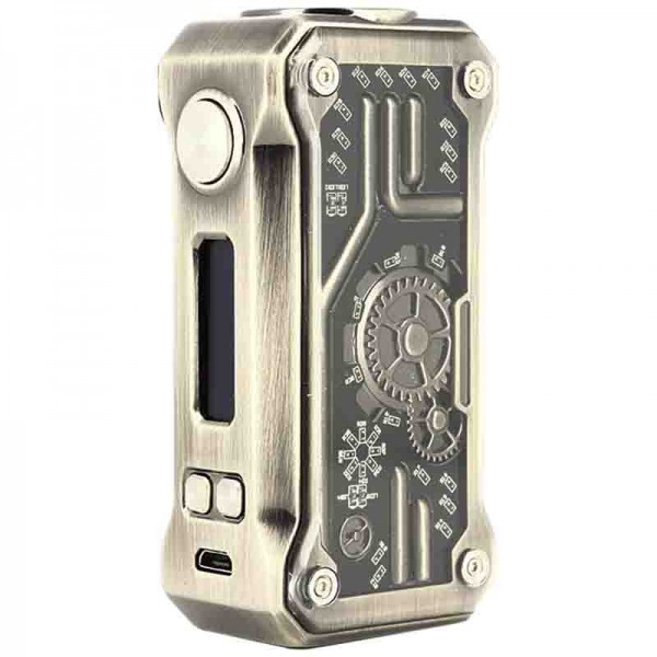 Box Teslacigs Punk Mini 85W Gun Metal