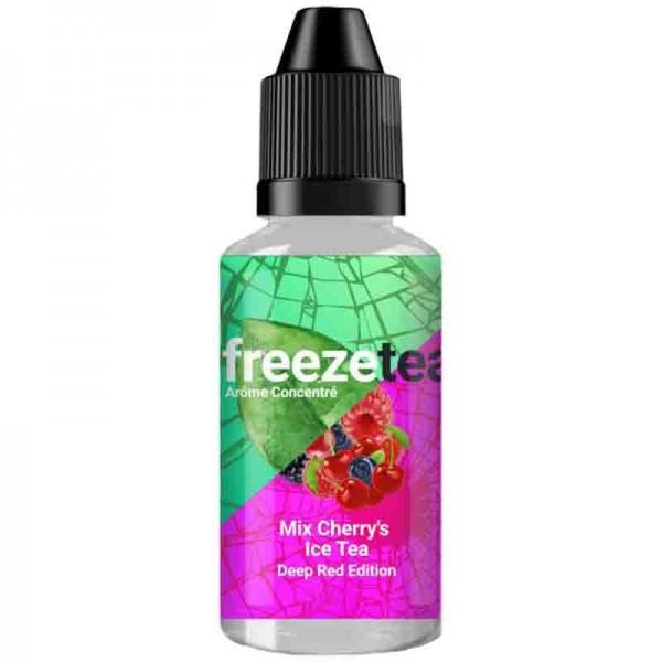 Concentré Freeze Tea Mix Cherry's Ice Tea 50mL
