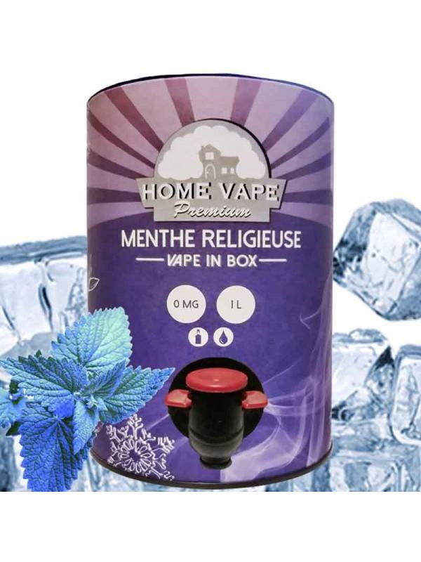 Vape In Box Home Vape Menthe Religieuse 1L