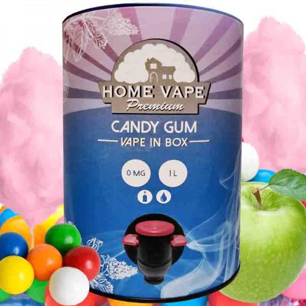 Vape In Box Home Vape Candy Gum 1L
