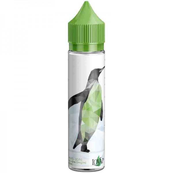 E-Liquide Lovap Pingouin Vert 50mL