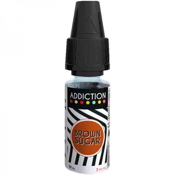 E-Liquide Addiction Brown Sugar